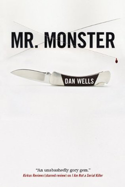 Mr Monster by Dan Wells