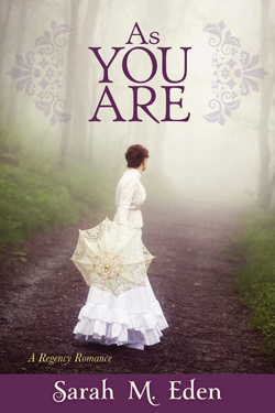 Review: As You Are by Sarah M. Eden