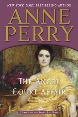Review: The Angel Court Affair by Anne Perry