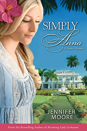 {Review} Simply Anna by Jennifer Moore