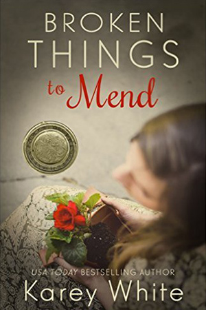 {Review + Giveaway} Broken Things to Mend by Karey White