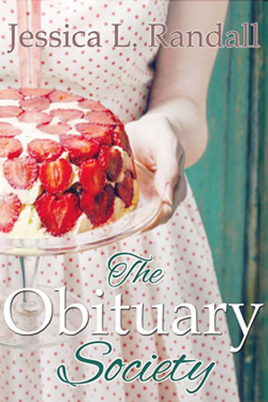 The Obituary Society by Jessica L. Randall