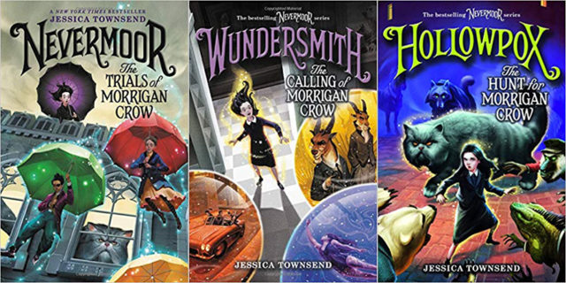 Nevermoor series