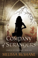 Company-of Strangers by Melissa McShane